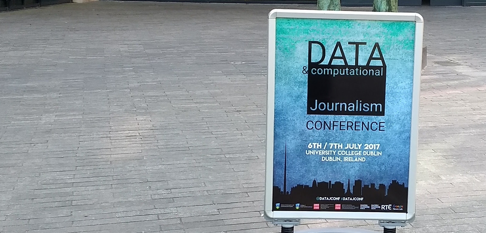 DataJConf at UCD
